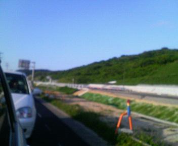予算135億<br />  (>_<)東北環状線道路